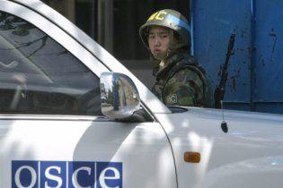 ОБСЕ предложила ввести в Киргизию международные силы