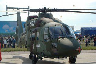 """У Росії вперше розбився військовий вертоліт Ка-60 """"Касатка"""""""