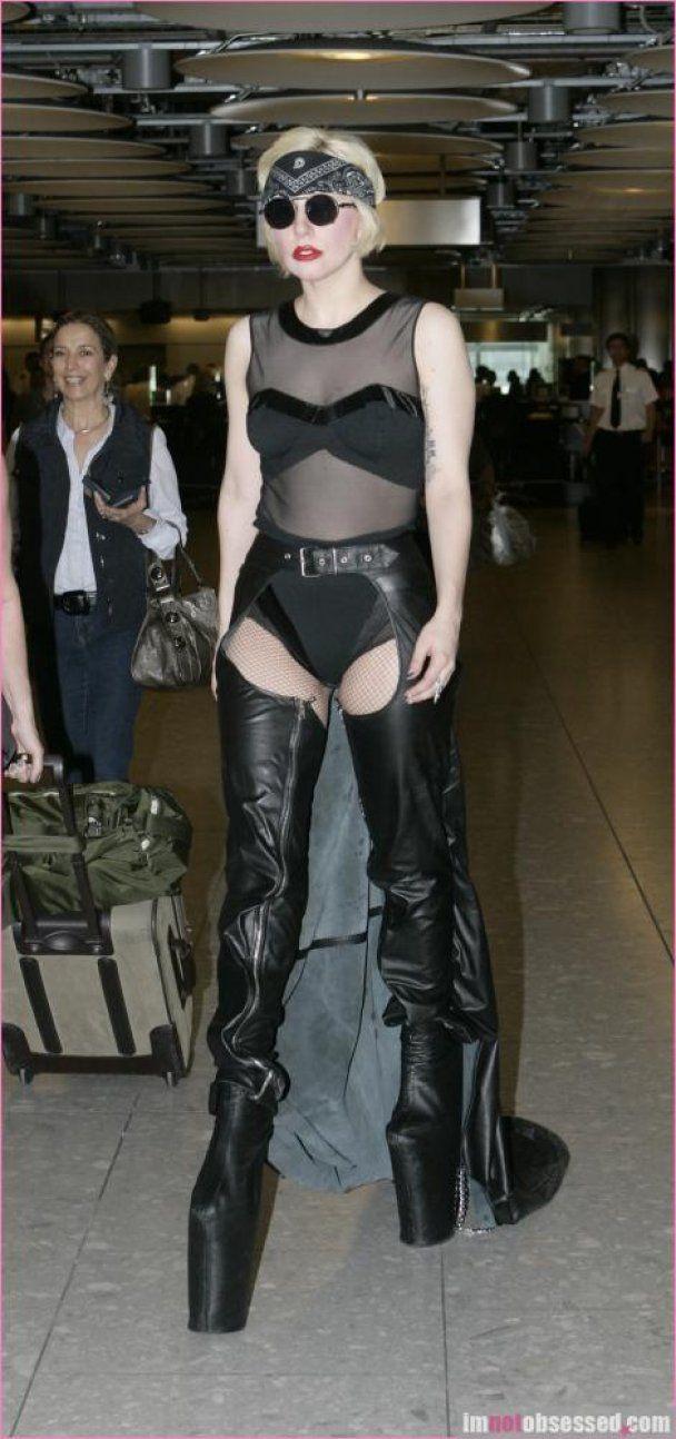 Lady GaGa - самая стильная знаменитость года