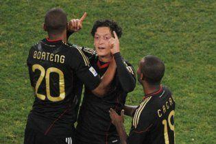 Німеччина і Гана вийшли в 1/8 фіналу чемпіонату світу