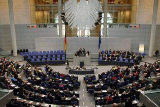 Депутатів бундестагу закликали менше подорожувати