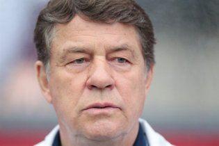 72-летний Отто Рехагель уходит из сборной Греции