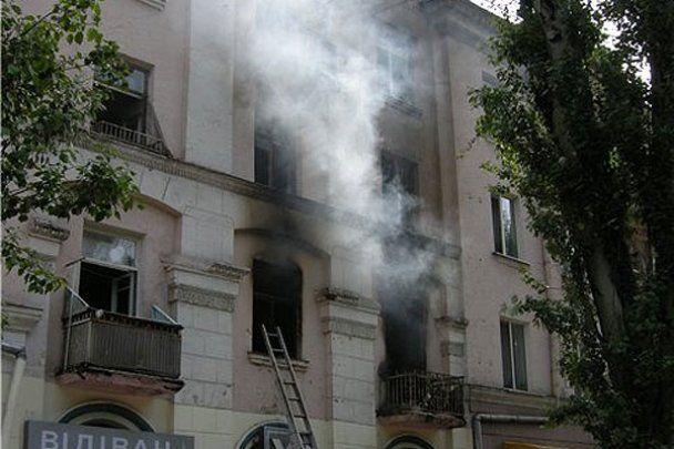 Будинок у Дніпродзержинську випадково підірвав місцевий хімік