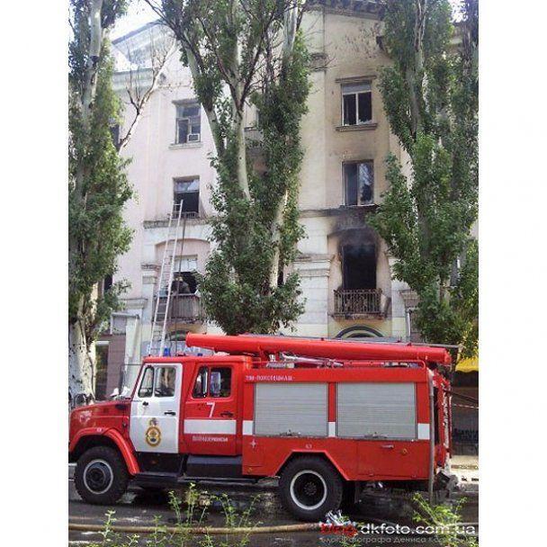 За фактом вибуху в Дніпродзержинську порушено кримінальну справу
