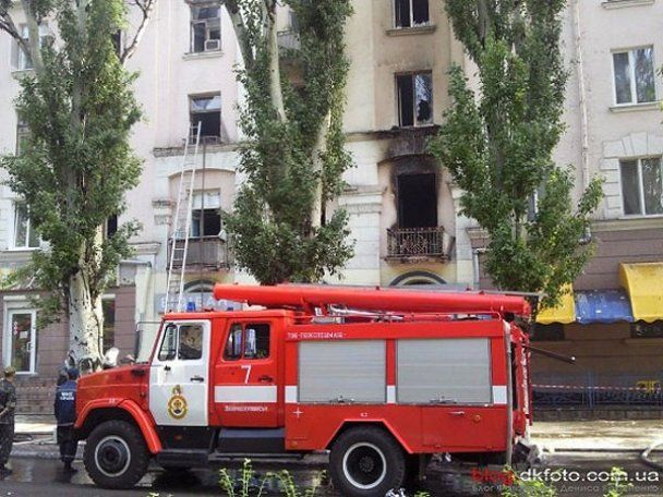 Названа предварительная причина взрыва в Днепродзержинске