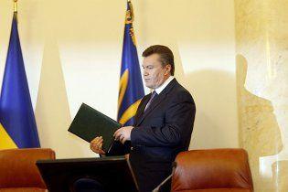 Янукович узаконил новые правила местных выборов