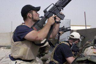 ЦРУ наняло на работу в Афганистане охранную фирму, известную массовыми расстрелами в Ираке