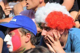 Италия заняла последнее место на чемпионате мира (видео)