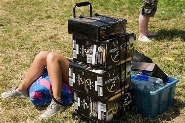 """Ювілейний фестиваль """"Гластонбері"""" у Англії"""