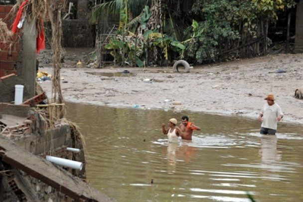 Повінь у Бразилії стерла з лиця Землі ціле місто