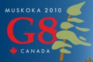 У Канаді відкривається саміт G8