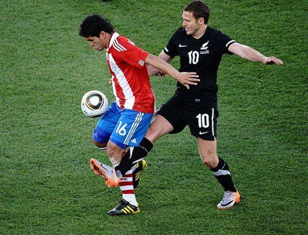 Нова Зеландія покинула чемпіонат світу непереможеною