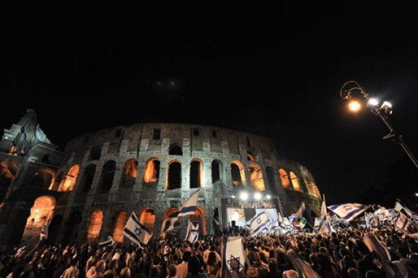 В Італії провели акцію протесту проти викрадення полоненого капрала