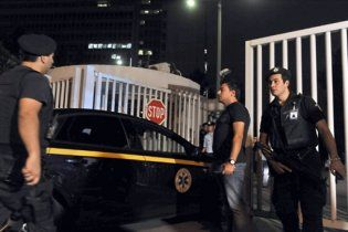 В штаб-квартире силового министерства Греции прогремел взрыв