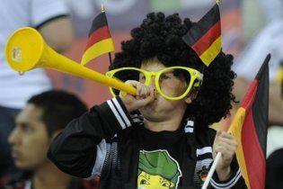 Вувузела признана символом Чемпионата мира в ЮАР