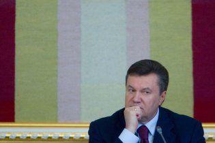 Янукович переплутав роки народження і смерті Шевченка (відео)