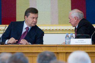 """Янукович сказал Азарову """"немножко оскорбительные слова"""" о Налоговом кодексе"""