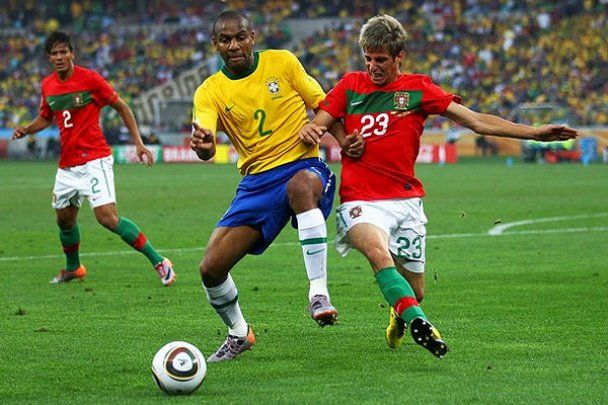 """Бразилія і Португалія зіграли в """"суху"""" нічию"""