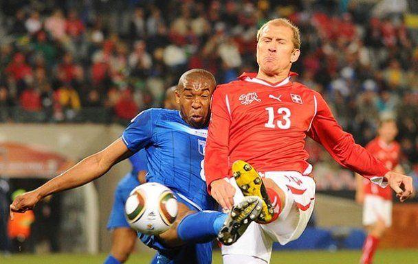 Швейцарія і Гондурас вилетіли з чемпіонату світу