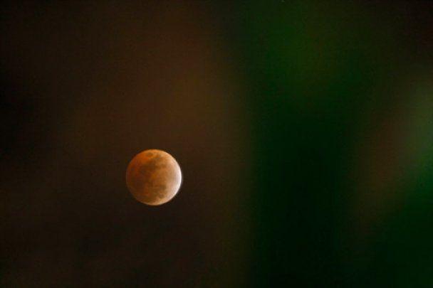 Місячне затемнення закінчилось