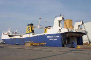 Індія затримала судно з вантажем зброї та українськими моряками