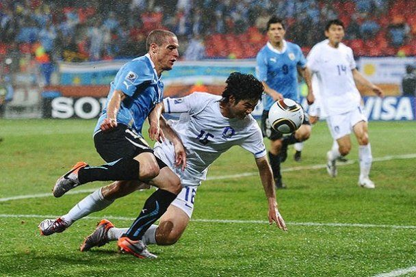 Уругвай вийшов у чвертьфінал чемпіонату світу (відео)