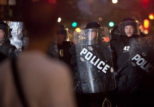 В Торонто задержаны почти полтысячи противников саммита G20