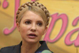 """Тимошенко зізналася, що вона """"трішечки чоловік"""""""