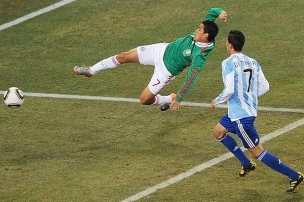 Аргентина впевнено перемогла Мексику (відео)