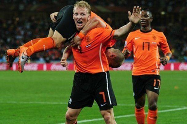 Нідерланди перемогли Словаччину і вийшли у чвертьфінал (відео)