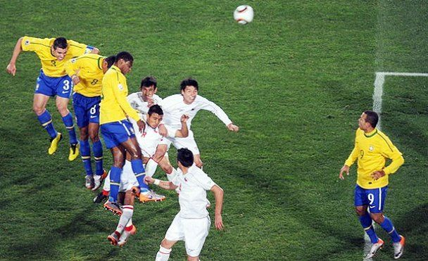 Бразилія розгромила Чилі у 1/8 фіналу чемпіонату світу (відео)