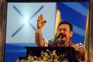 Президент Шри-Ланки приедет на встречу с Януковичем