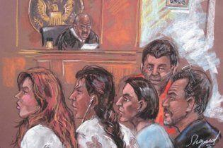 """Всі """"російські шпигуни"""" визнали себе винними в суді"""