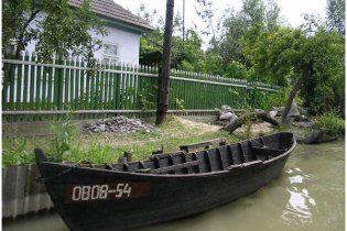 Вода в Дунаї піднялася майже на півметра вище критичного рівня