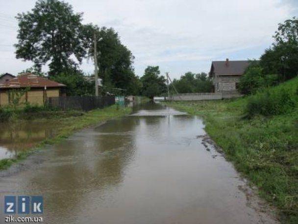 На Буковине появились первые жертвы наводнения
