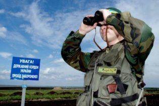 На українському кордоні митники зупинили іноземця з гранатами