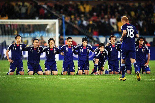 Четвертий день 1/8 фіналу ЧС-2010. Фотозвіт