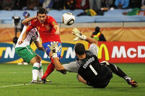 Іспанія виграла піренейську битву на чемпіонаті світу (відео)