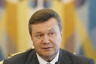 Янукович погодився з Freedom House: критику необхiдно враховувати