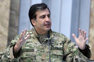 """Саакашвили предложил России переговоры о """"деоккупации"""""""