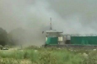 Афганські бойовики напали на одну з найбільших баз НАТО