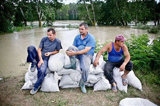 Румунія потерпає від потужної повені
