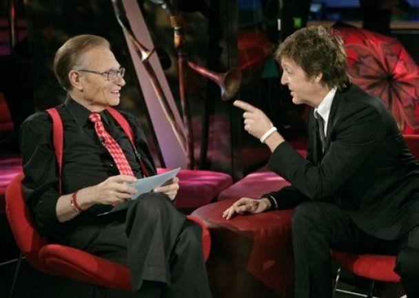 Ларрі Кінг оголосив про закриття ток-шоу, яке вів 25 років