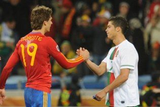 ЧС-2010. Іспанія - Португалія - 1:0. Післяматчеві коментарі