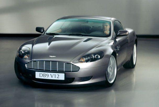 Aston Martin DB9 прошел рестайлинг