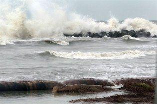 Новому урагану в Атлантике присвоена вторая категория опасности