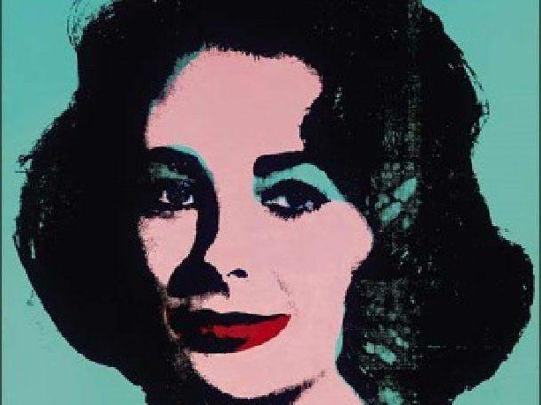 Портрет Элизабет Тейлор продан за 10 млн долларов