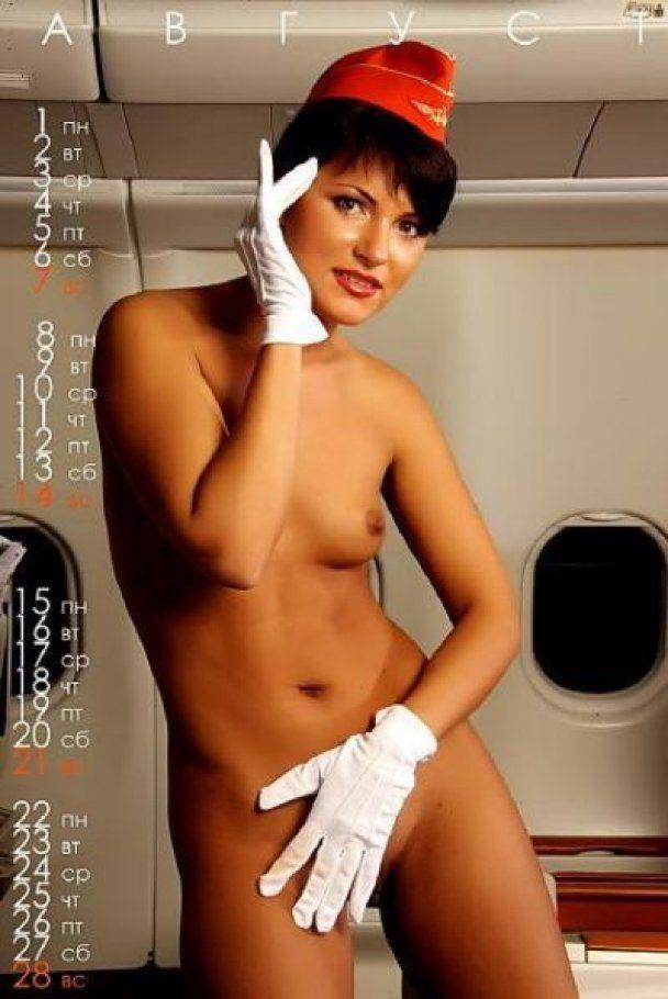 """Эротический календарь """"Аэрофлота"""" вызвал скандал в Австралии"""