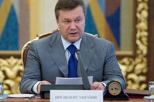 У Януковича спалили кокаїн, який він приніс на нараду