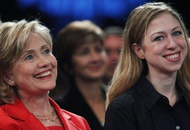 Челсі Клінтон пішла до вівтаря